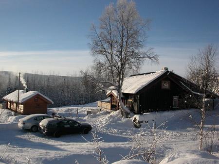 Oppvaskmaskin hytte frost